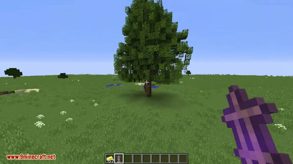 Giant Trees Command Block Screenshots 1