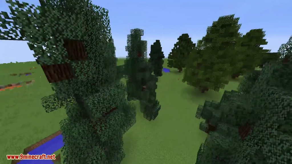 Giant Trees Command Block Screenshots 14