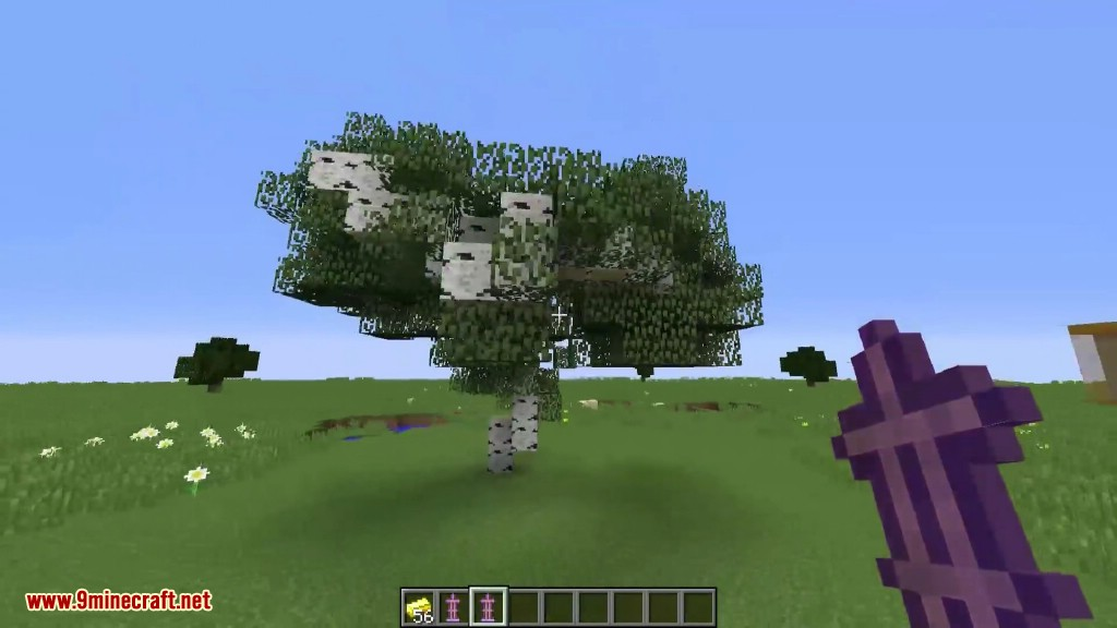 Giant Trees Command Block Screenshots 6