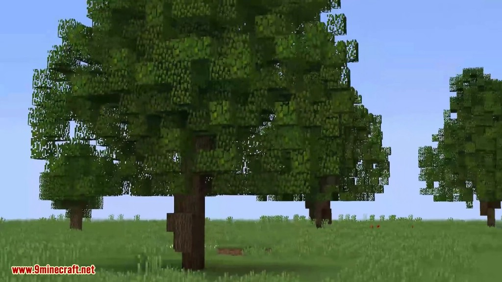 Giant Trees Command Block Screenshots 9