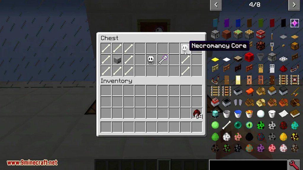 Good Luck, Skeleton Mod Screenshots 1