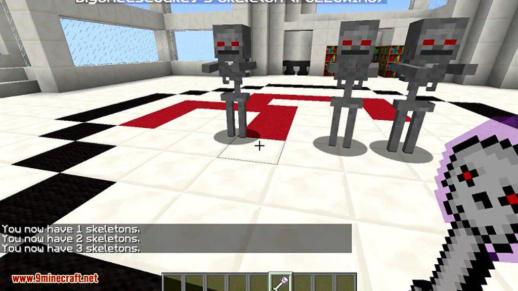 Good Luck, Skeleton Mod Screenshots 3