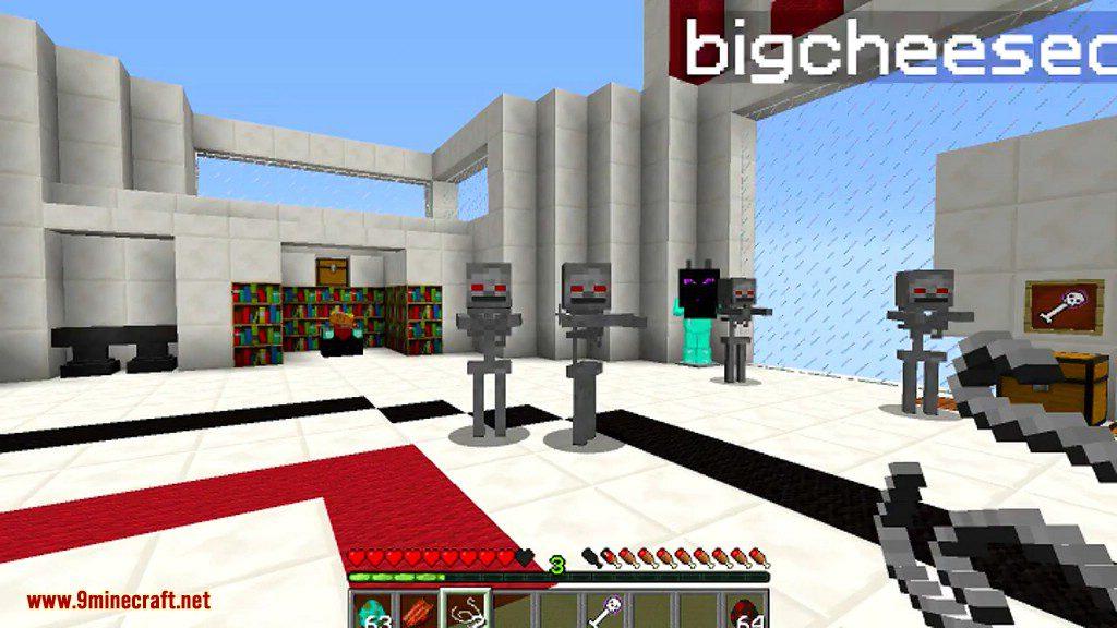 Good Luck, Skeleton Mod Screenshots 5