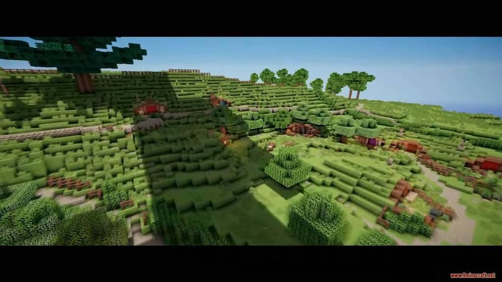 Hobbiton Resource Pack Screenshots 3