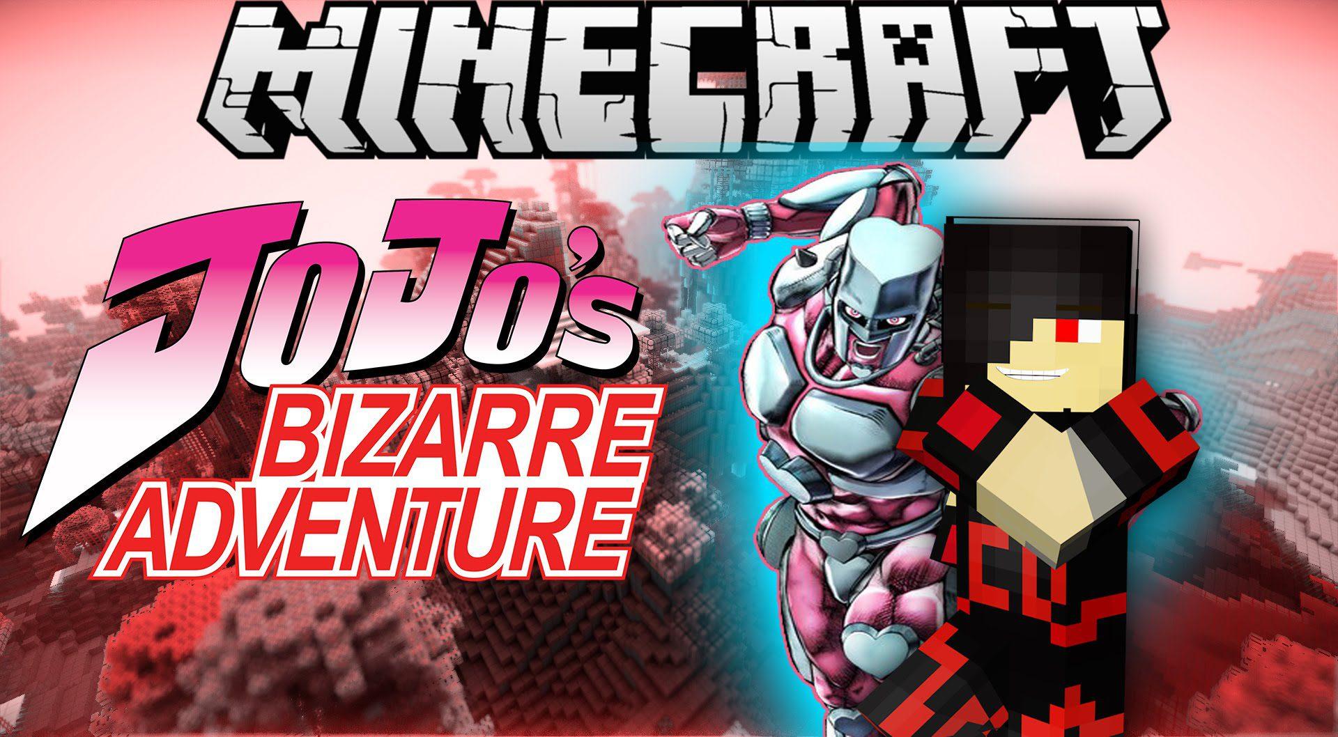 Jojo's Bizarre Adventure Mod 1.6.4