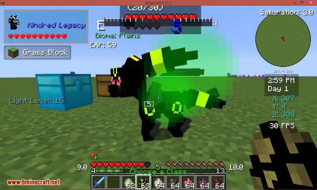 Kindred Legacy Mod Screenshots 9