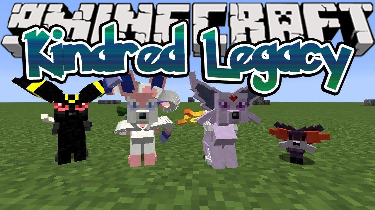 Kindred Legacy Mod 1.11.2