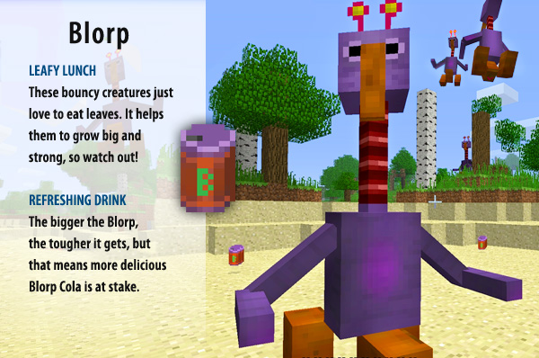 MoreCreeps and Weirdos Mod Features 5