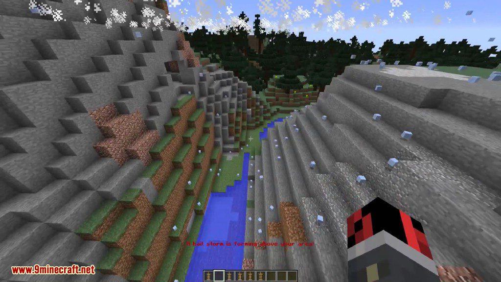 Natural Disasters Command Block Screenshots 12