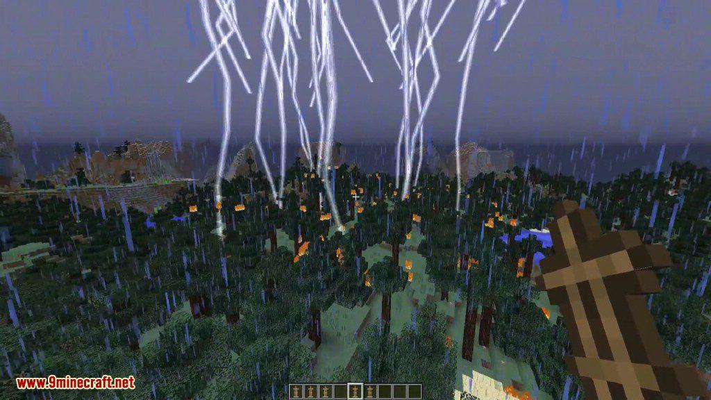 Natural Disasters Command Block Screenshots 15