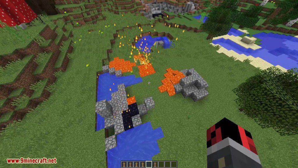Natural Disasters Command Block Screenshots 18