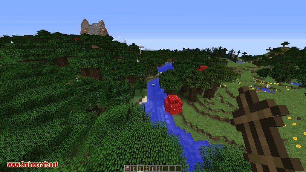 Natural Disasters Command Block Screenshots 2