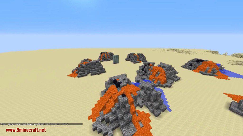 Natural Disasters Command Block Screenshots 21
