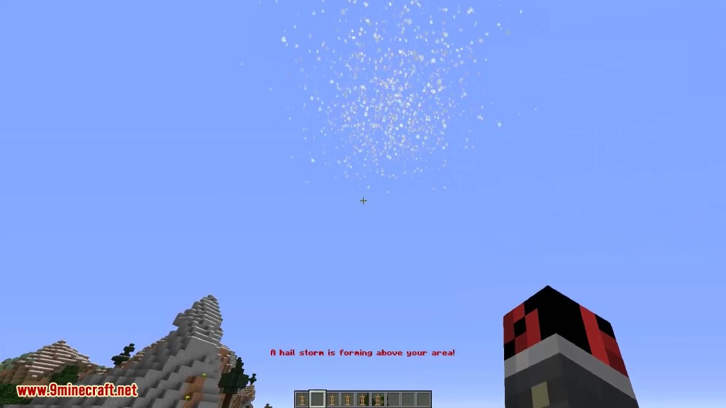 Natural Disasters Command Block Screenshots 9