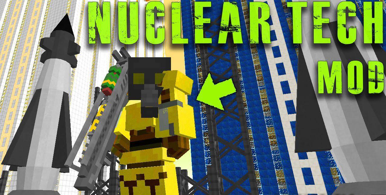 Nuclear Tech Mod Logo