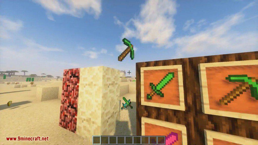 Ore Core Mod Screenshots 18