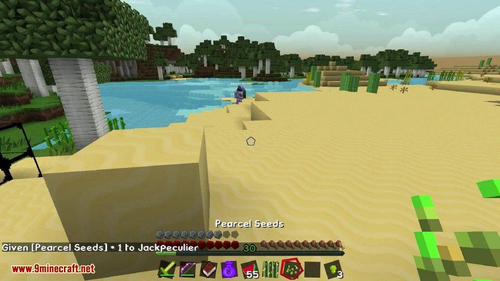 Pearcel Mod Screenshots 11