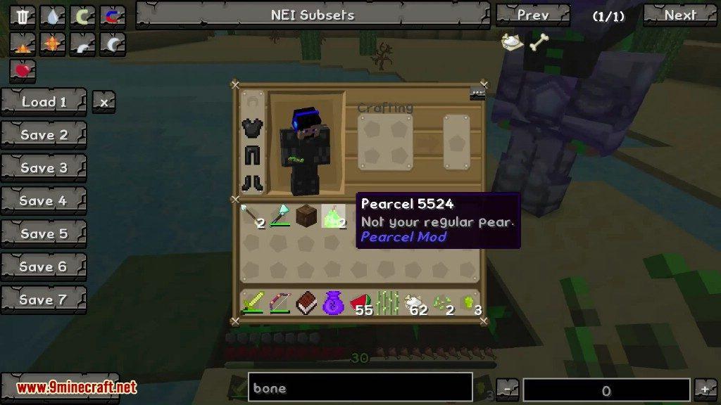 Pearcel Mod Screenshots 13