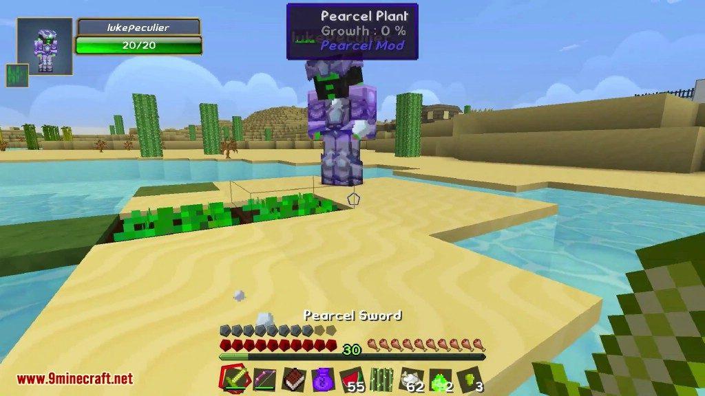 Pearcel Mod Screenshots 14