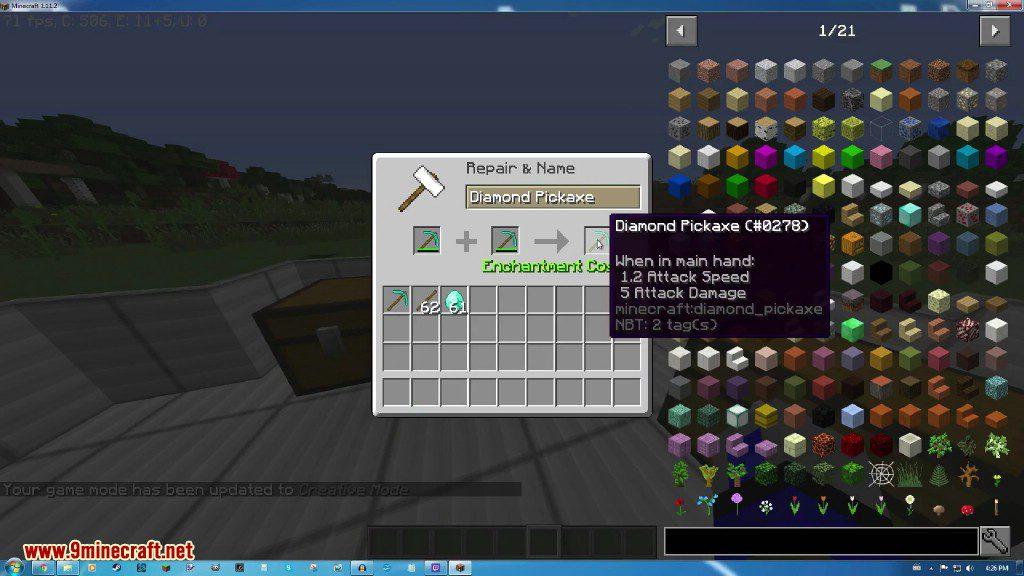Quality Tools Mod Screenshots 4
