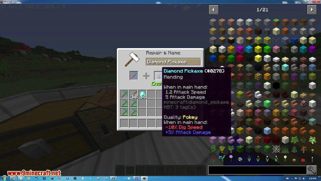 Quality Tools Mod Screenshots 6