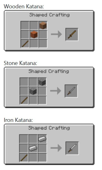 Reforged Mod Crafting Recipes 11