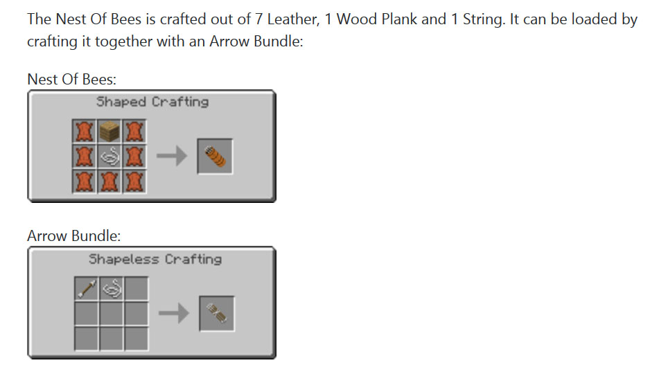 Reforged Mod Crafting Recipes 19