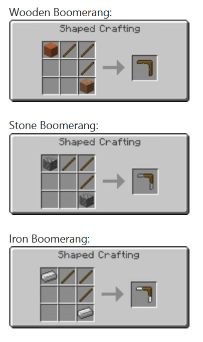 Reforged Mod Crafting Recipes 3