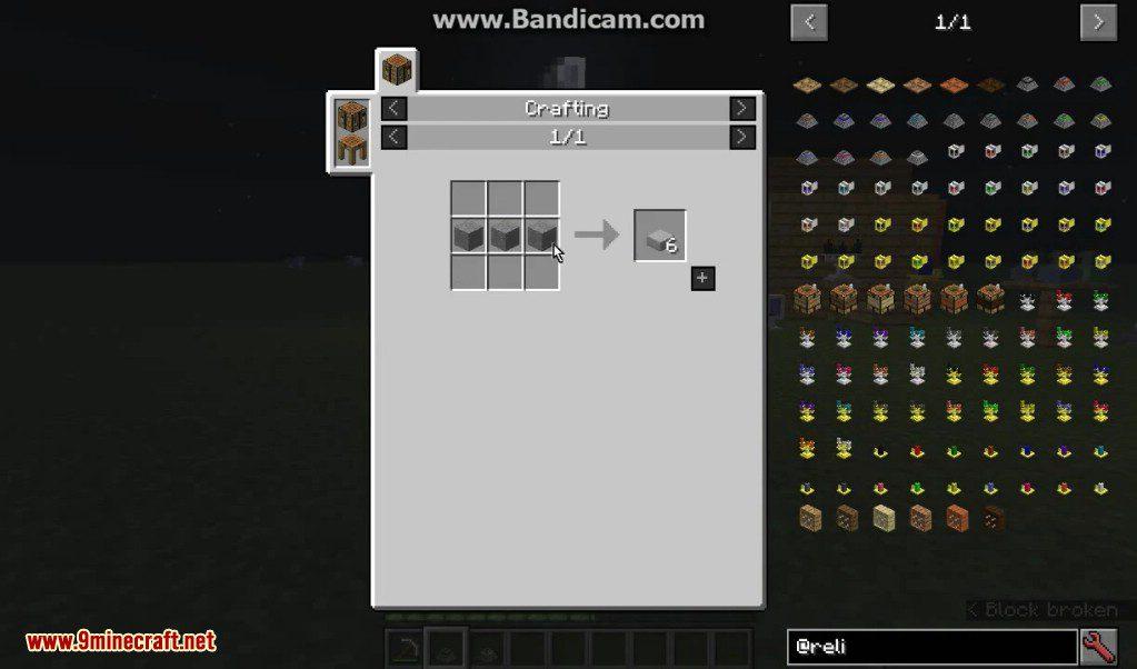 Reliquia Mod Crafting Recipes 4