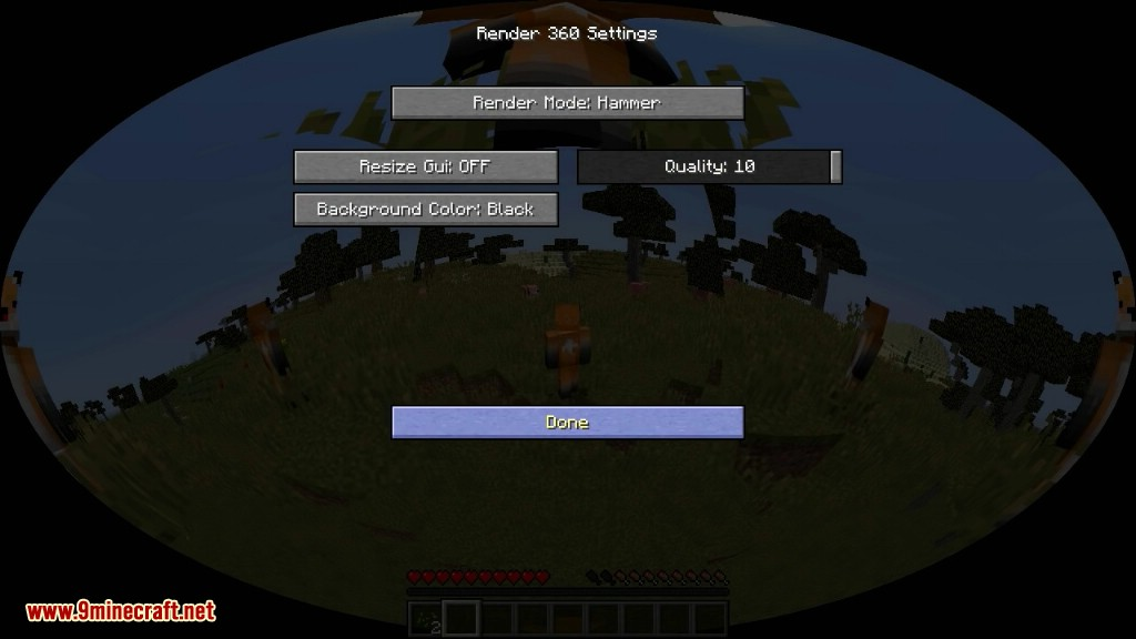 Render 360 Mod Screenshots 5