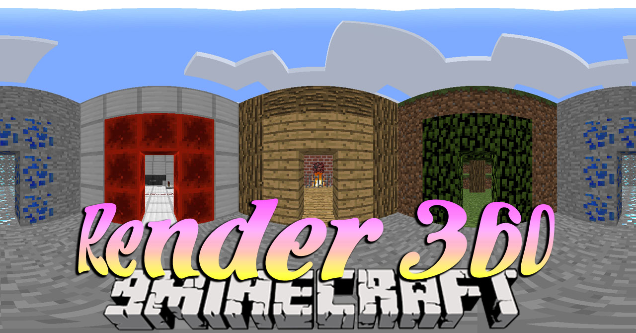 Render 360 Mod 1.12.2/1.11.2 Download