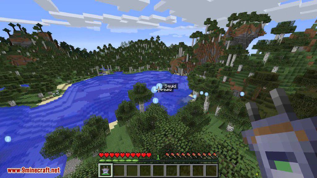 Scannable Mod Screenshots 4