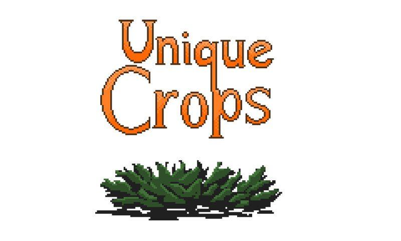 Unique Crops Mod