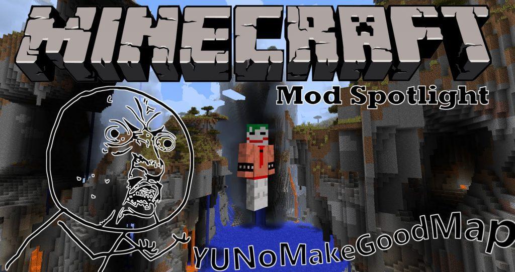YUNoMakeGoodMap Mod