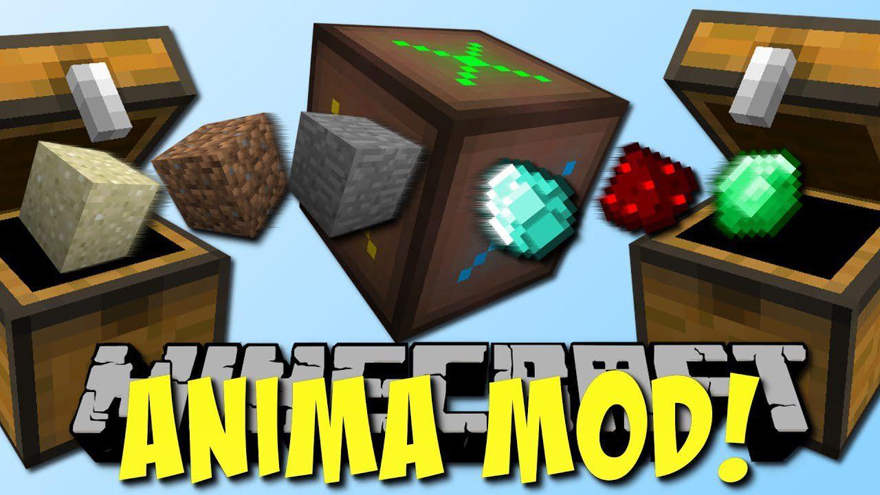 Anima Mundi Mod