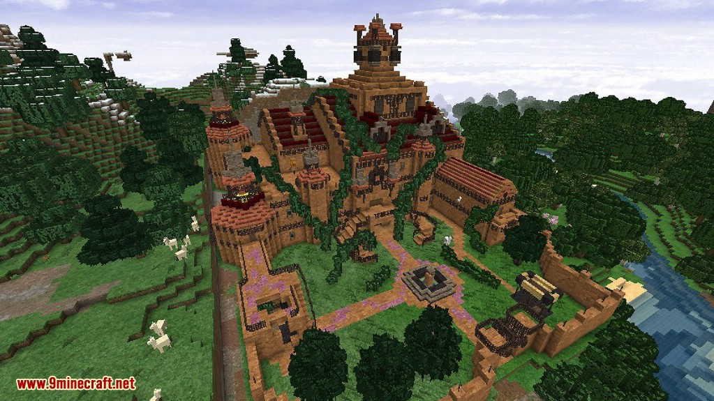 DungeonDQ Mod Screenshots 15