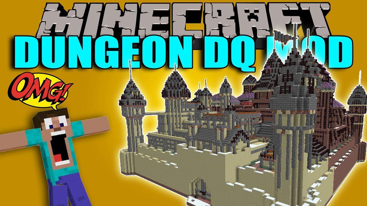 DungeonDQ Mod