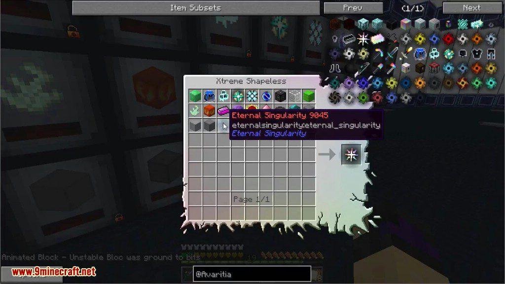 Eternal Singularity Mod Screenshots 4