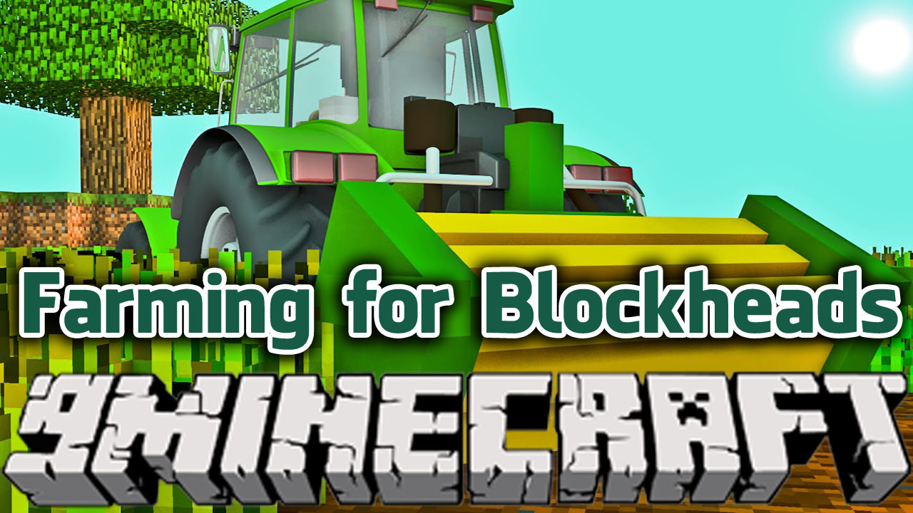 Farming for Blockheads Mod