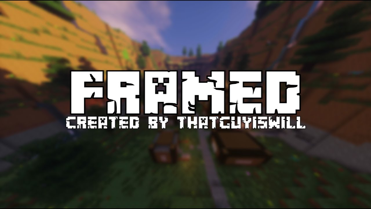 Framed Map Thumbnail