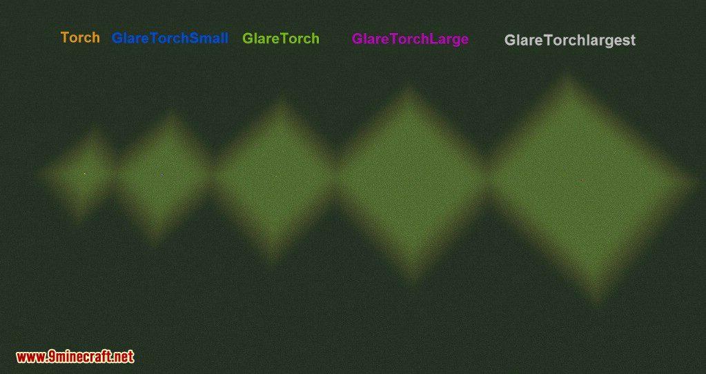 Glare Torch Mod Screenshots 1