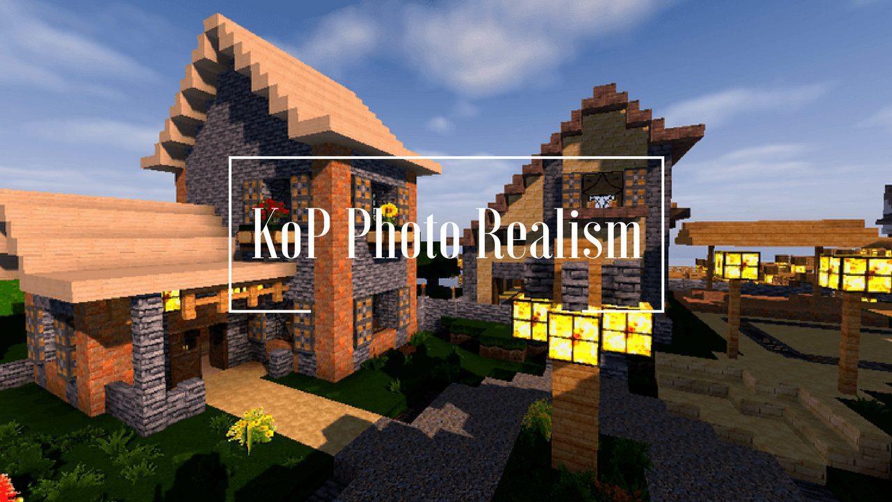 KoP Photo Realism Resource Pack