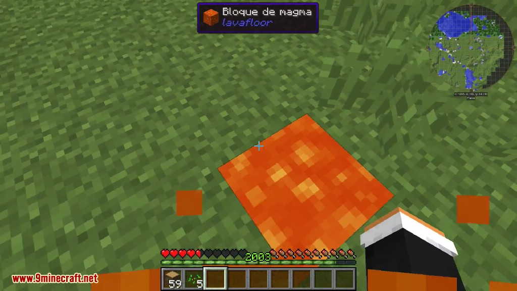 LavaFloor Mod Screenshots 4