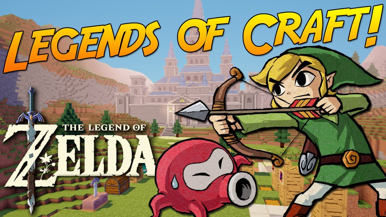 Legends of Craft Mod