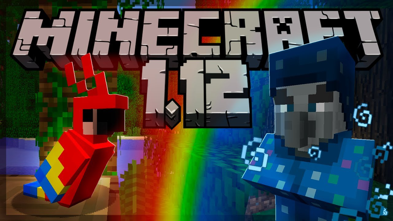 Minecraft 1 12 Official Download World Of Color Update 9minecraft Net