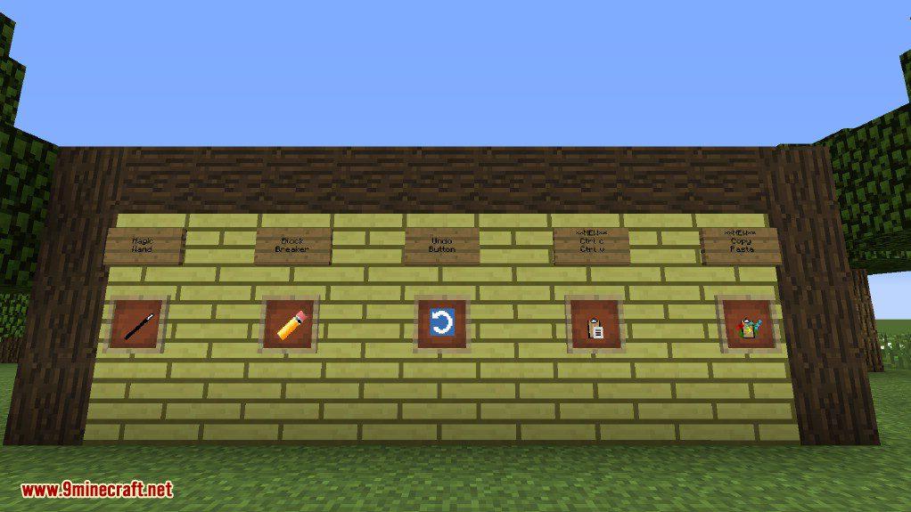 My Creative Tools Mod Screenshots 1