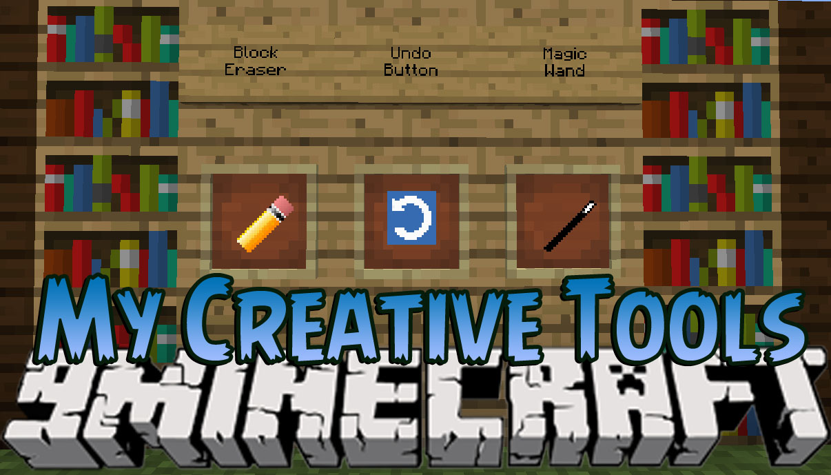 My Creative Tools Mod