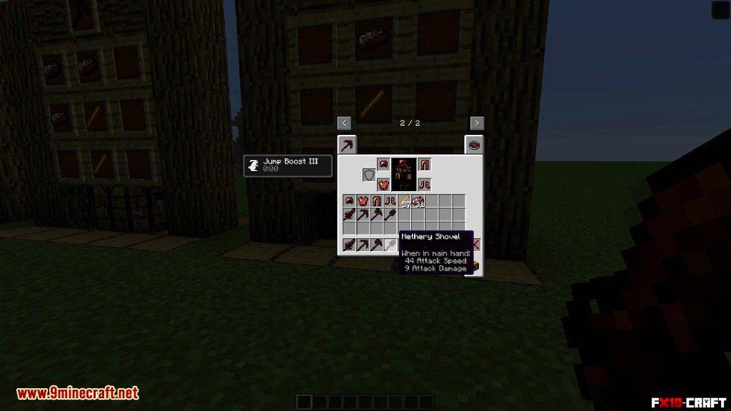 Nethery Mod Screenshots 4