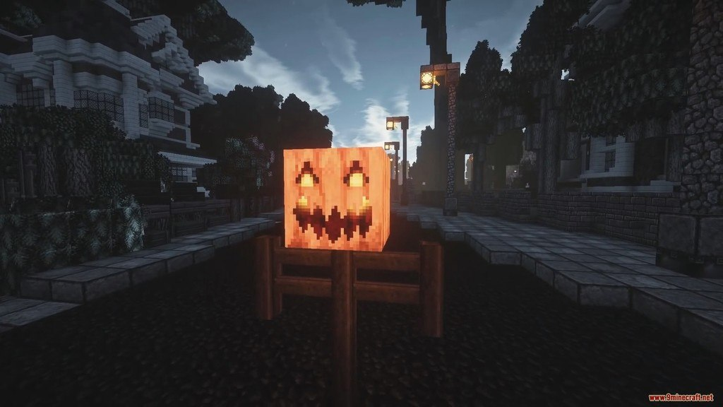 Pumpkin Patch Resource Pack Screenshots 2