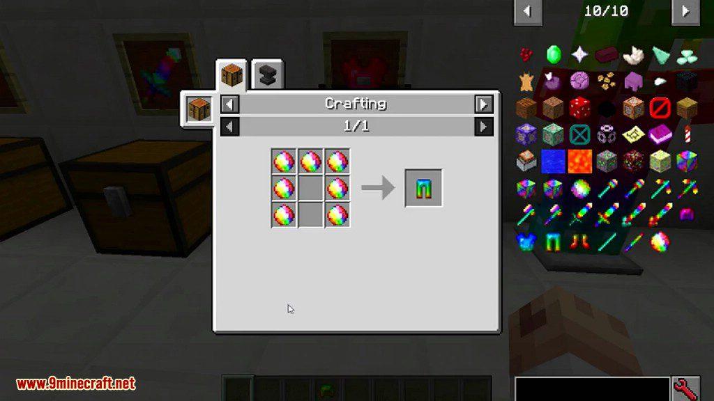 Spectrite Mod Crafting Recipes 6